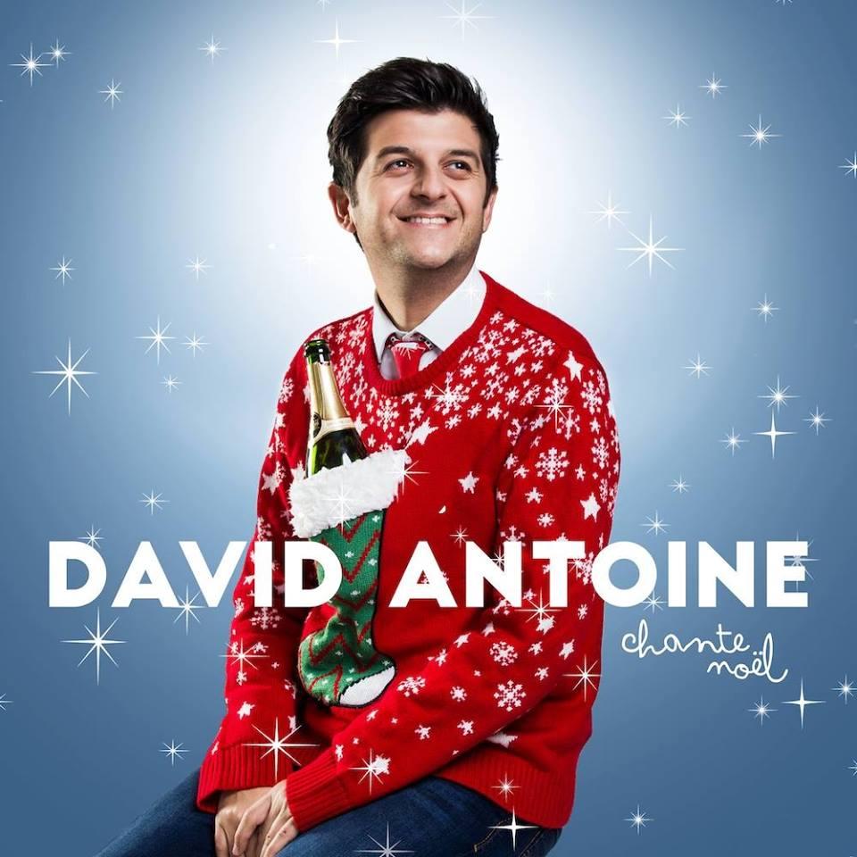 David Antoine chante Noel