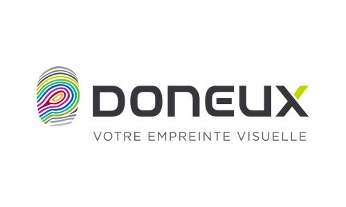 Logo Doneux